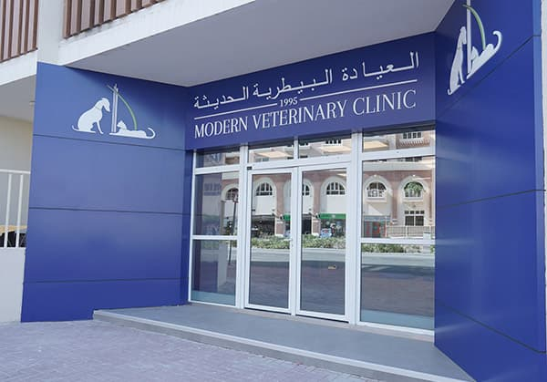 JVC front entrance
